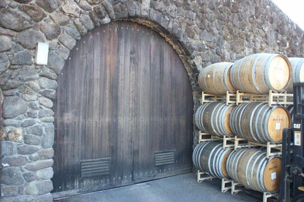 Wir besuchten mehrere Weingüter.
