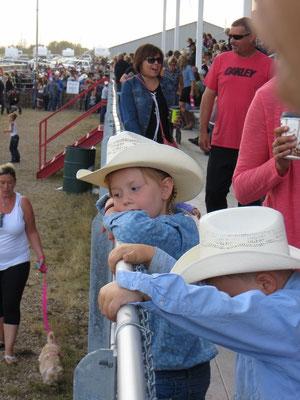 ... und junge Cowboys