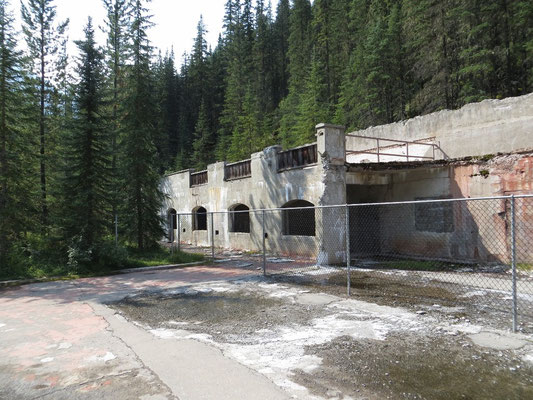 Das Bad war über 50 Jahre in Betrieb.