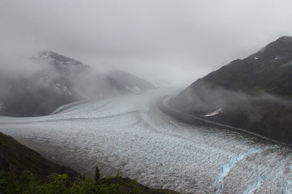 der Salmon Glacier