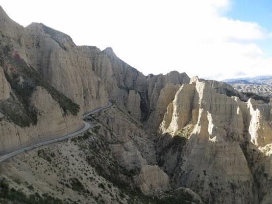 Lukas machte eine Motorradtour durchs Valle de la Luna.