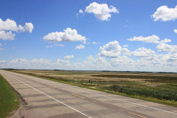 """Saskatchewan nennt sich nicht umsonst """"Land of the Living Skies"""""""