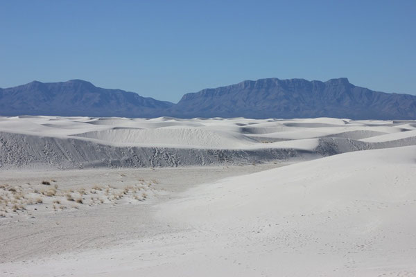 Im White Sands National Monument