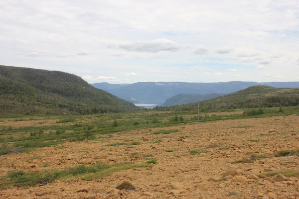 Blick aus den Tablelands