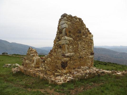 Die Ruinen.
