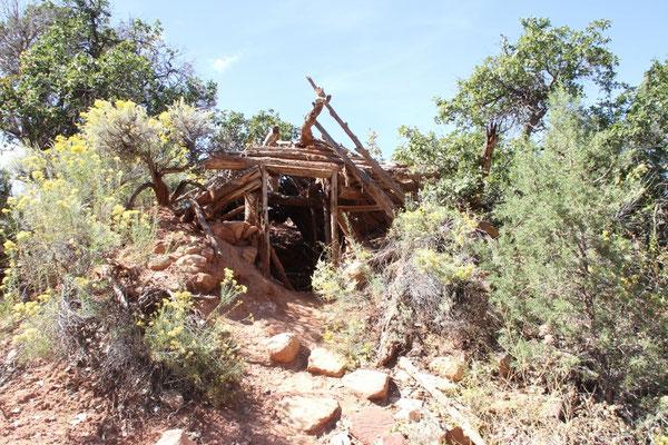 Im Hideout Canyon