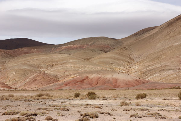 Wunderschöne Landschaften in allen Farben!