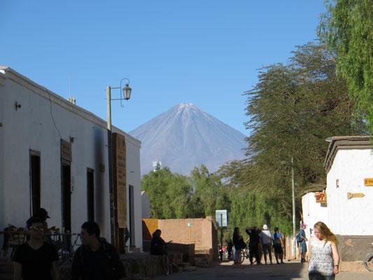 Ein Vulkan wie aus dem Bilderbuch!