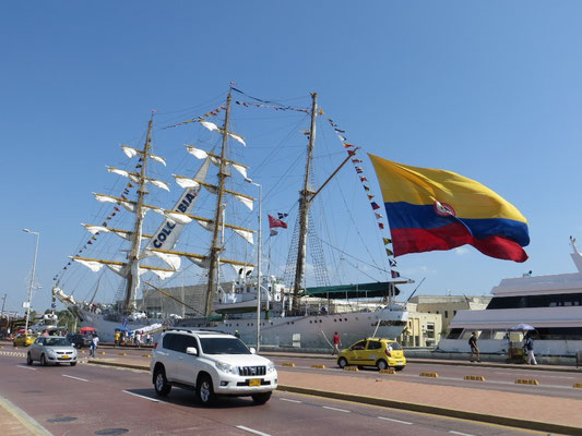 Willkommen in Kolumbien!