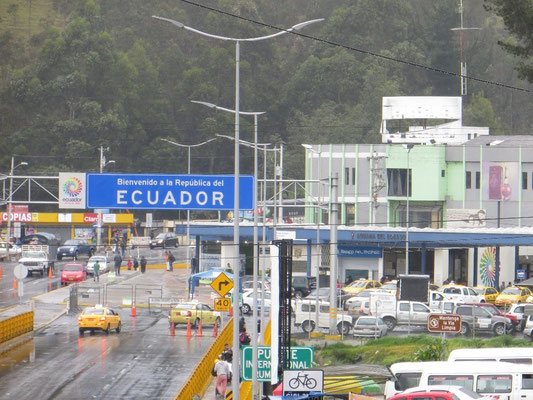 Willkommen in Ecuador!