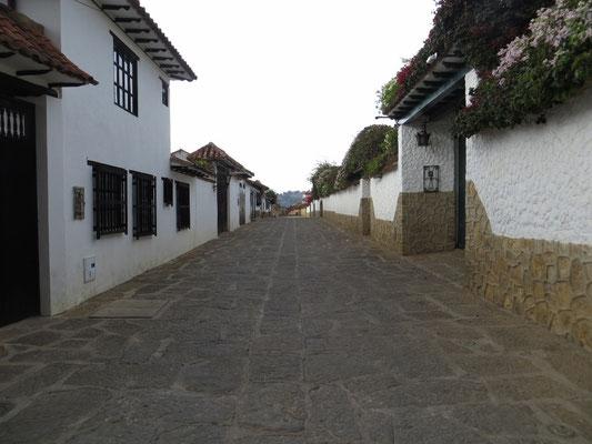 in Villa de Leyva