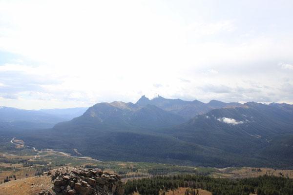 Solche Formationen gibt es bei uns in den Alpen nicht...
