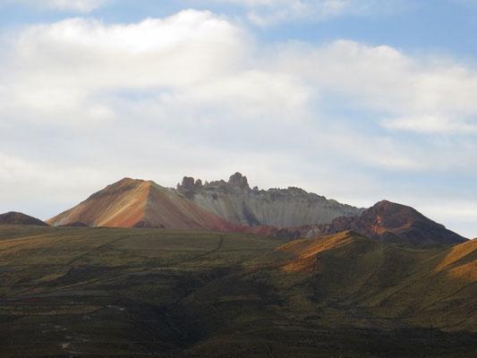 Der Vulkan Tunupa.