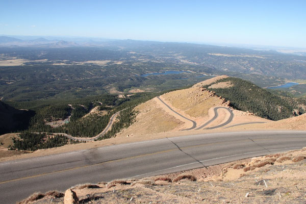 Switchbacks (Haarnadelkurven)