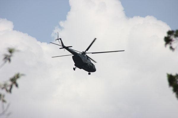 Miliärhelikopter
