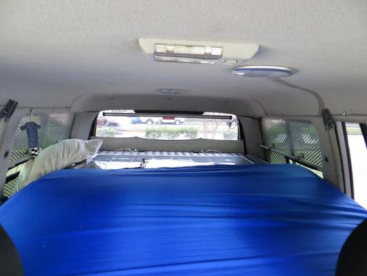 Im Auto ist es dafür etwas voll geworden :)