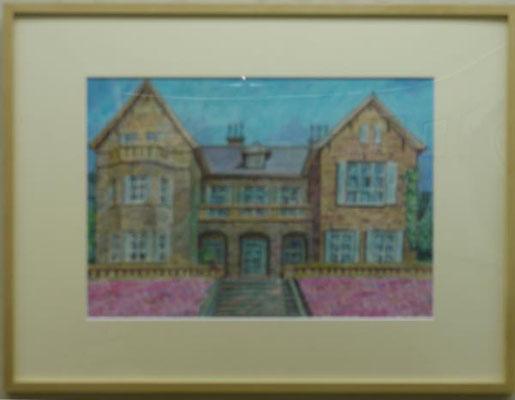 田中薫:初夏の古河邸