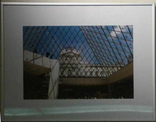 結城八千代:パリ散歩(1 ルーブル美術館)