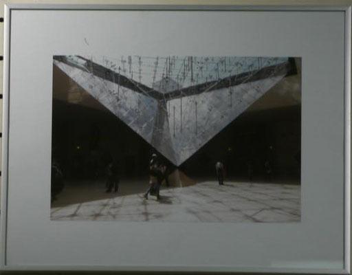 結城八千代:パリ散歩(2 ルーブル美術館)
