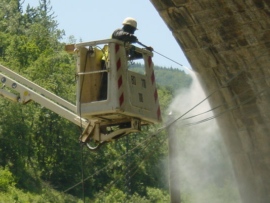 Nettoyage - accrobatique Tarn