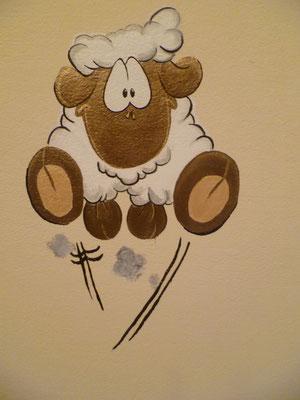 pecorella finita