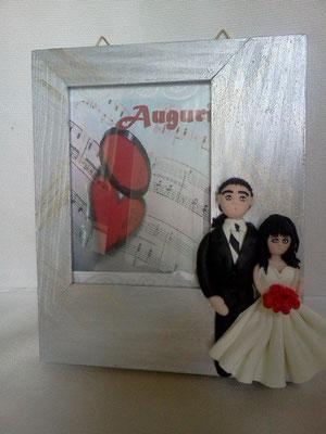 cornice sposi