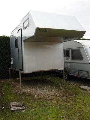 Opzetunit camper