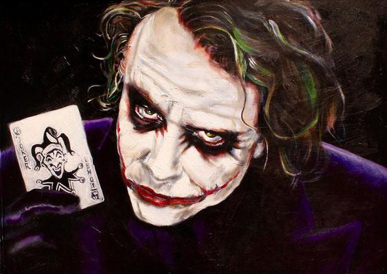 The Joker (Heth Ledger)