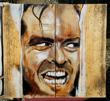 Jack Nicholson (The Shining)