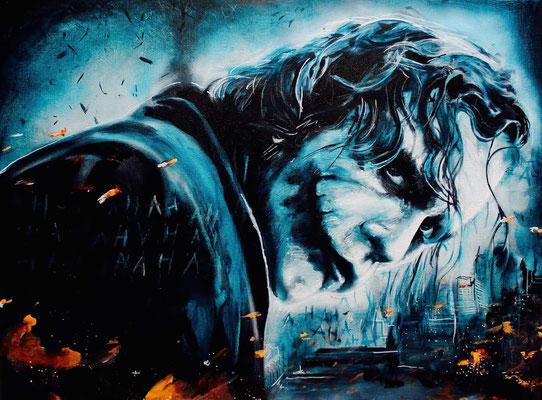 The Joker Blue. Zie webshop