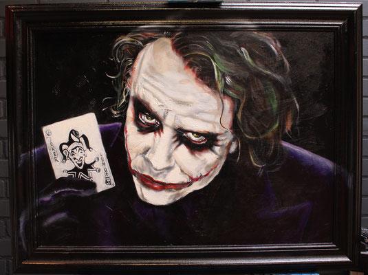 The Joker. Zie webshop