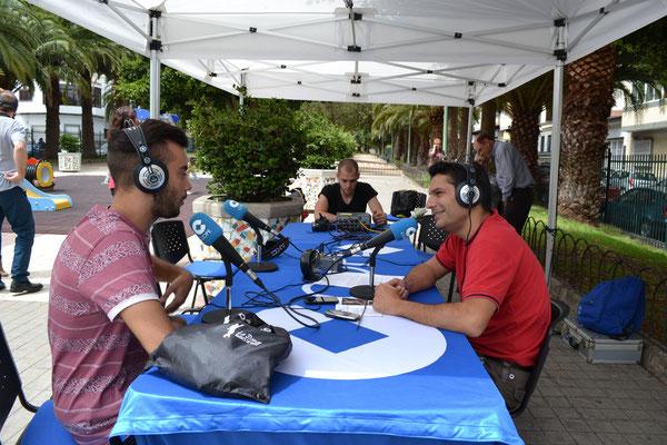 Entrevista Radio COPE Gran Canaria