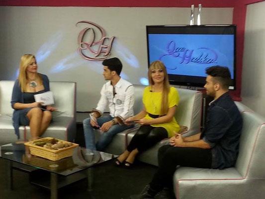 Entrevista Programa Que Hablen, Canal 13 tv