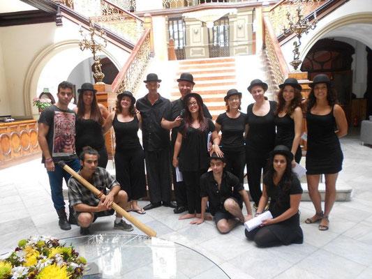 TASOC 2011-12 Día del Libro 2013