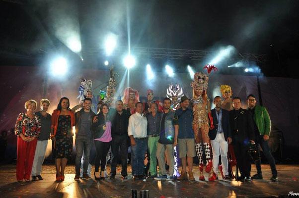 Jurado Gala Drag San Lorenzo 2014