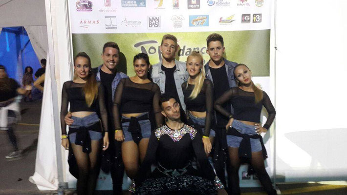 TopDance Canarias 2014 - GSeven