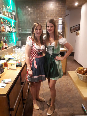 Sarah und Martina