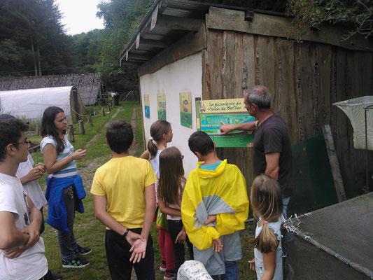 Visite Pisciculture