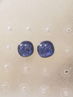 Puces d'oreilles métallisées