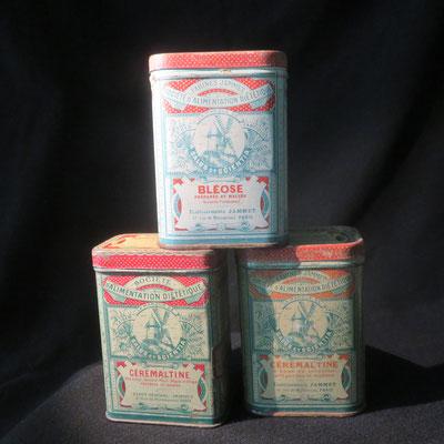 ref 8367 boite farines début XXe