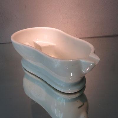 porcelaine de Bayeux bol à mercure ref 8038