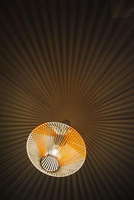 Lampe DoScoubi XL version suspension - @cprqct