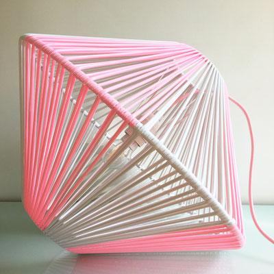 Lampe DoScoubi XL rose pastel - @cprqct
