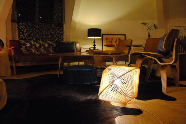 Lampe DoScoubi XL en situation - @cprqct