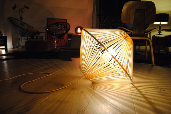 Lampe DoScoubi XL en situation zoom - @cprqct