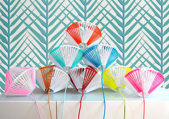Lampe DoScoubi Small couleurs catalogue - @cprqct