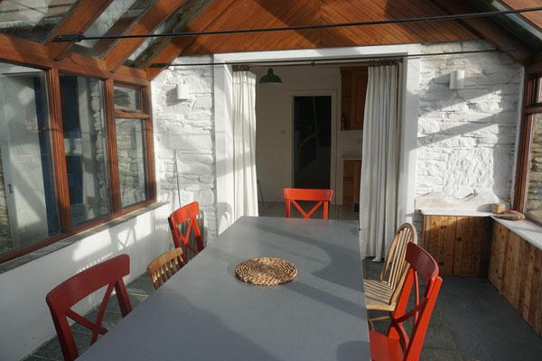 Sunroom (big apartment)