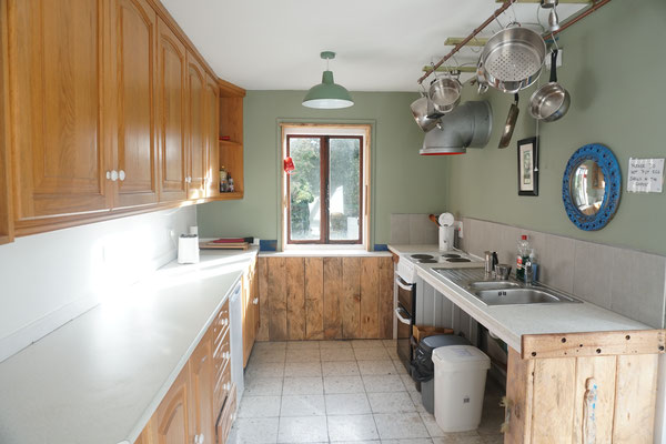 Kitchen Cottage (big apartment)
