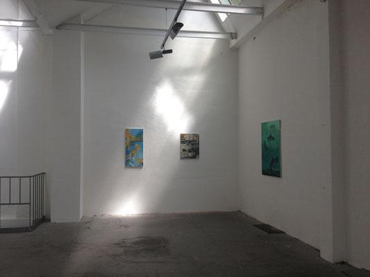 Abschlussausstellung Fachdiplom Malerei 2013