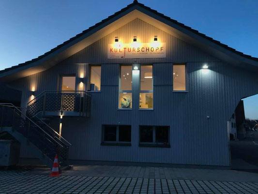 Kulturschopf in Zeiningen 31. Januar bis 9. Februar 2020. Mit Basana
